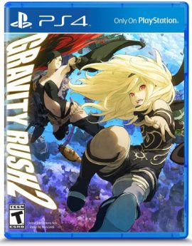 PS4 Game Gravity Rush 2