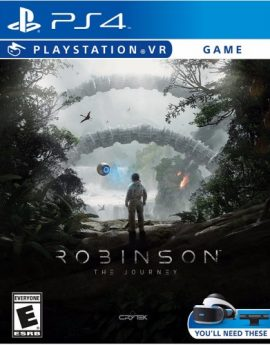 Playstation VR Game Robinson: The Journey