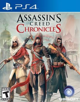 PS4 Game Assassin's Creed Chronicles