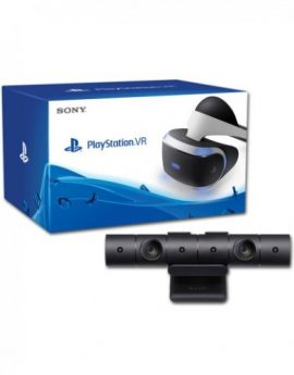 PlayStation VR With Camera Bundle (Version 2)