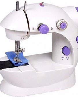 Multi-Function Portable Desktop Sewing Machine