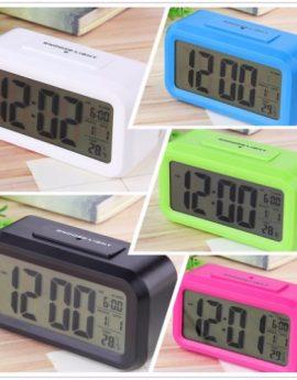 LED Digital Alarm Clock With Backlight