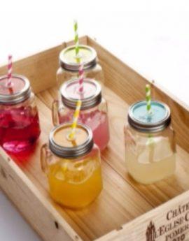 Simple Mason Jar
