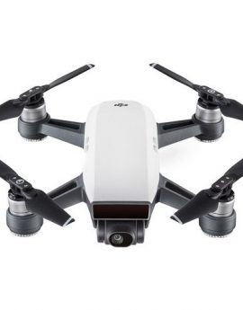 DJI Spark Portable Mini Drone Alpine White