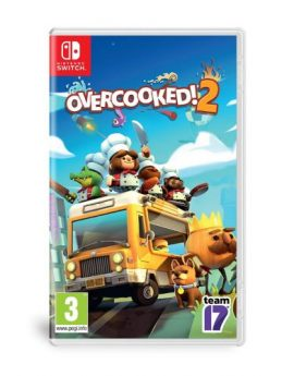 Nintendo Switch Game Overcooked 2