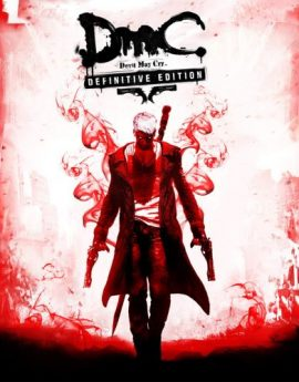 PS4 Game DMC Devil May Cry: Definitive Edition
