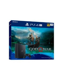 PS4 PRO 1TB God Of War Bundle