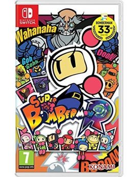 Nintendo Switch Game Super Bomberman R