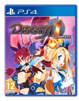 PS4 Game Disgaea 1 Complete (R2)
