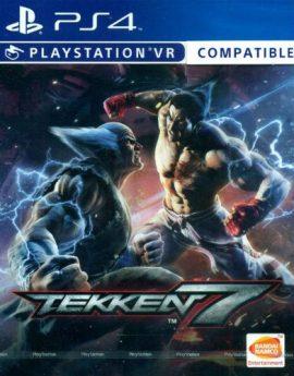 PS4 Game Tekken 7 (R3)