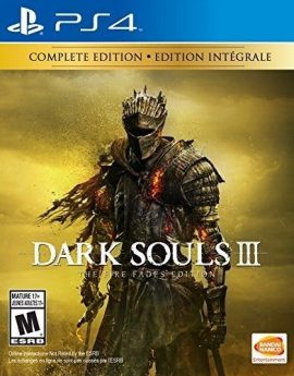 PS4 Game Dark Souls III: The Fire Fades Edition (R1) Dark Souls 3