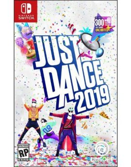 Nintendo Switch Game Just Dance 2019