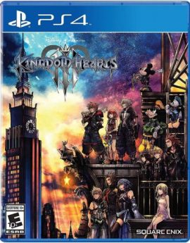 PS4 Game Kingdom Hearts III (R1) Kingdom Hearts 3