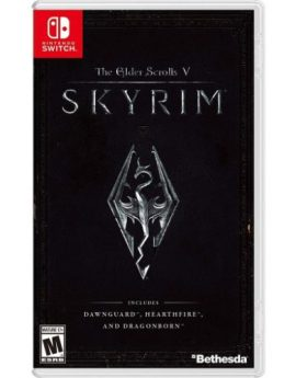 Nintendo Switch Game The Elder Scrolls V: SKYRIM