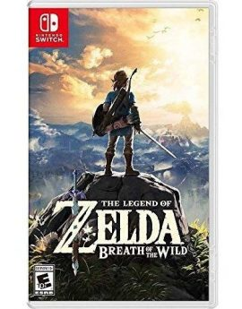 Nintendo Switch Game The Legend of Zelda: Breath of the Wild (New)