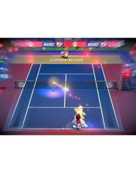 Nintendo Switch Game Mario Tennis Aces