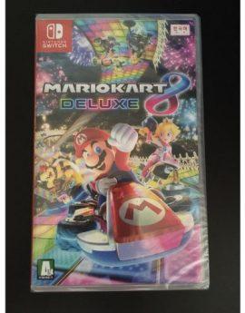 Nintendo Switch Game Mario Kart 8 Deluxe