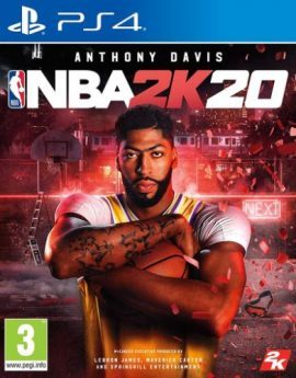 PS4 Game NBA 2K20 (R2)