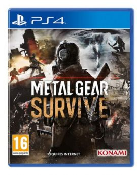 PS4 Game Metal Gear Survive (R2)