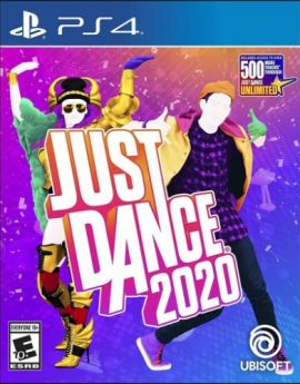 [Pre-Order] PS4 Game Just Dance 2020 PlayStation 4 [Pre-Order] *Region 3 (R3) Ships Earliest 5 Nov