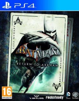 PS4 Game Batman: Return to Arkham (R2)