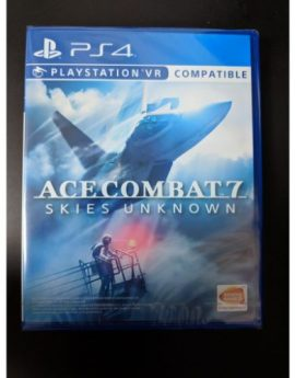 PS4 Game Ace Combat 7: Skies Unknown (R3)