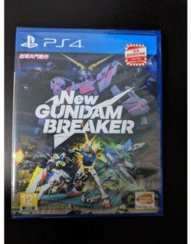 PS4 Game New Gundam Breaker (R3/Chinese)