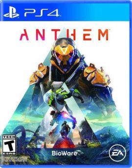 PS4 Game Anthem (R1)