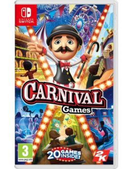 Nintendo Switch Game Carnival Games