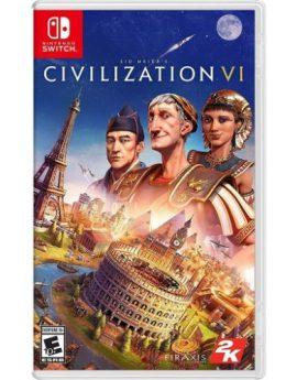 Nintendo Switch Game Sid Meier's Civilization VI